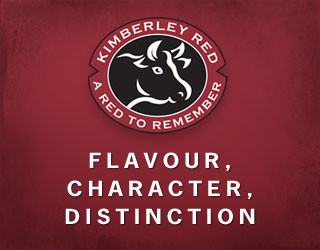 Kimberley Red - Fravour, character, distinction