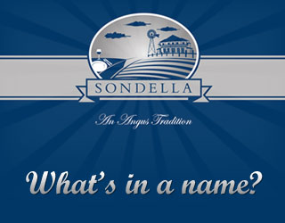 Sondella - What's in a name?